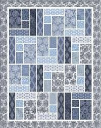 Image result for MONOCHROMATIC FRENCH COUNTRY QUILT PATTERN