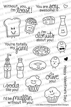 Large selection of clear stamps for stamping from all of the top brands in the industry. Plus exclusive clear stamp designs from our own studios. We have the world's largest selection of paper art supplies. Doodle Drawings, Cartoon Drawings, Easy Drawings, Doodle Art, Cute Love Drawings, Love Doodles, Simple Doodles, Paper Quilling Designs, Quilling Ideas