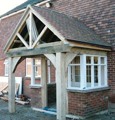 pictures of oak porches - Google Search