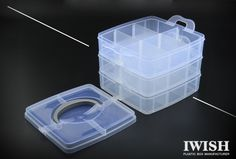 Fishing Lure Tackle Box Wholesale & Manufacturer -- Low Price & High Quality
