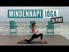 Mindennapi jóga flow | 35 perc | Jógázz minden nap - YouTube Pilates Workout, Gym Workouts, Nalu, Tai Chi, Flow, Challenges, Yoga, Fitness, Sports