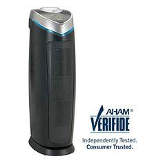 Guardian Technologies Full Room Air Purifier, True HEPA Filter, UVC Sanitizer, Home Air Cleaner Traps Allergens Pet Dander, Pet Odors, Hepa Air Filter, Air Purifier Reviews, The Life, Allergies, Filters, Gallery, Houses