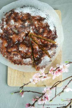 crostata integrale morbida alla marmellata di prugne, senza burro, facile e veloce