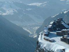 Skied here! Morzine, France