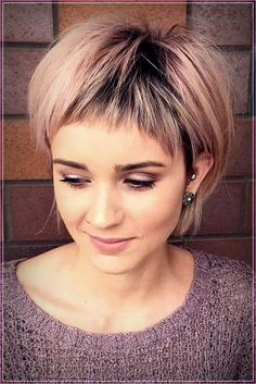 Do you know that short bangs are the classic trend that every woman should try in her life? Here you can find out all the benefits that bangs can bring into your style and see the ways how you can sport them - Baby Hair Style Haircuts For Long Hair, Haircuts With Bangs, Short Hairstyles For Women, Short Haircuts, Haircut Short, Natural Hairstyles, Haircut Styles, Layered Haircuts, Cut Hairstyles