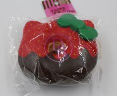 HK Donut Strawberry