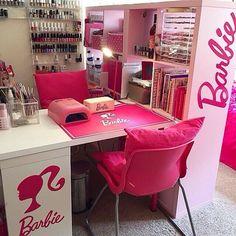 home nail salon decor ideas   nail technician rooms