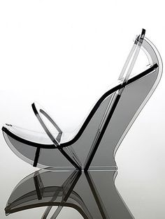 """Chau Har Lee shoe collection """"inspired by Luigi Colani and Pierre Cardin – their optimism, delight in materials and futuristic vision"""" glass perspex see-through transparent architectural shoes wedges heels futuristic future fashion Crazy Shoes, Me Too Shoes, Fashion Shoes, Fashion Accessories, Fashion Fashion, Runway Fashion, Fashion Trends, Colani, 3d Prints"""