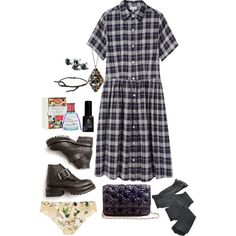 DAY 12 by ghoulnextdoor on Polyvore