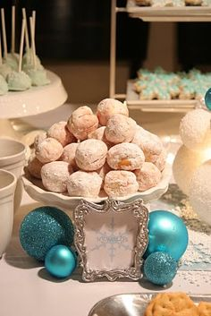 Winter Wonderland Cocoa Party - Kara's Party Ideas - The Place for All Things Party