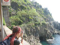 Mochila da Juli: Um passeio por Cinque Terre, Itália