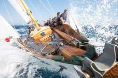 Vagabundo II Emily Harris Marine & Yachting Photographer.