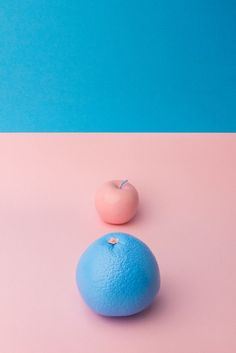 Perception et fruits de couleur
