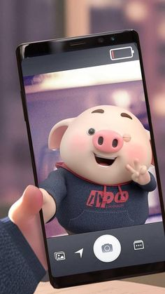 New Wallpaper Iphone Funny Stitches Ideas Pig Wallpaper, Trendy Wallpaper, Disney Wallpaper, Iphone Wallpaper, This Little Piggy, Little Pigs, Cute Piglets, 3d Art, Pig Drawing