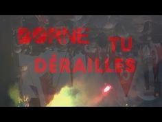 Le journal de BORIS VICTOR : Borne Tu Dérailles