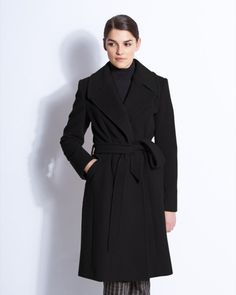 BlackPaul Costelloe Living Studio Roberta Coat Wool Blend, Going Out, Cashmere, Bring It On, Feminine, Vogue, Studio, Coat, Jackets