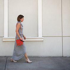 Cowlknit Midi Dress #Anthropologie #MyAnthroPhoto