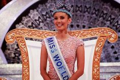 Early Ranking of Miss World 2014 Contestants Will be on December 14, 2014