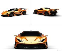 Gumpert is begin 2016 in Chinese handen gekomen en heet nu Apollo!