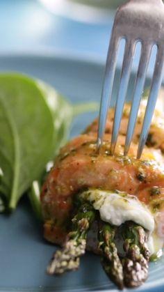 Tasty Videos, Food Videos, Healthy Cooking, Cooking Recipes, Healthy Recipes, Salmon Recipes, Seafood Recipes, Deli Food, Food Platters