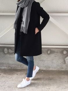45 Of The Most Trending Outfits To Copy Now Casual Fall Look – Fall Must Haves Collection. 45 Of The Most Trending Outfits To Copy Now – Casual Fall Look – Fall Must Haves Collection. Outfits Otoño, Casual Fall Outfits, Fall Winter Outfits, Autumn Winter Fashion, Fashion Outfits, Work Outfits, Fashion Ideas, Winter Clothes, Winter Wear