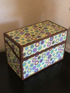 A personal favorite from my Etsy shop https://www.etsy.com/listing/288666025/rustic-recipe-box-recipe-storage