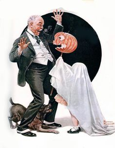 .i absolutely love Norman Rockwell!