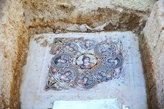Ancient Greek mosaics discovered in Southern Turkey