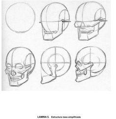 #ClippedOnIssuu desde Loomis dibujo de cabeza y manos version en español