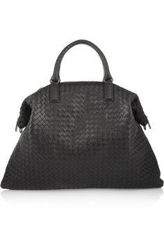 Bottega Veneta - Convertible intrecciato leather tote. Tote HandbagsPurses  And ... 2dedb6790a