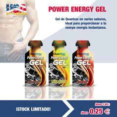¡¡¡GRAN OFERTA DE LA SEMANA!!!   Todas las ofertas se encontrarán disponibles hasta agotar existencias. ¡STOCK LIMITADO!   http://usafitness.es/es/barritas-y-bebidas/1961-muscle-gel-muscle-pharm-8436046972476.html