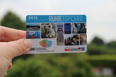 Freizeitkarten: Die Ruhr.TopCard im Teilzeitreisender-Test (günstig NRW entdecken)