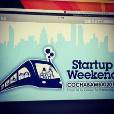 Este y el próximo mes preparamos el StartUp Weekend 2015 de Cochabamba  donde la innovación encuentra a los emprendedores. #swcochabamba - Coaching Marketing y más en http://ift.tt/1OECVwE