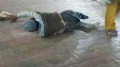 A distressed soul on Delhi roads :( Website