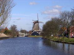 Zwolle - Molen 'de Passiebloem'