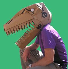 how to make a t rex costume - Google Search
