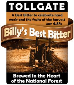 Tollgate Brewery - Brewing Real Ale in the National Forest - Cask Beers