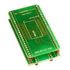 #Adapter TSSOP90-XL12 do układów #29XL12 w obudowie #TSSOP90
