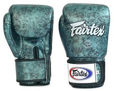 NEW Fairtex BGV1 Emerald 10 - 16oz. Training/Sparring Gloves for Muay Thai, MMA