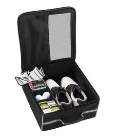 Black Golf Trunk Organizer