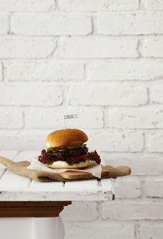 Piknik Burger // https://www.facebook.com/Piknikgrodzisk?fref=ts