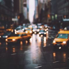 New York cabs   The Music of Temptation
