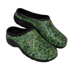 Grass Shedshoes - Super lightweight garden clogs gardening shoes for men