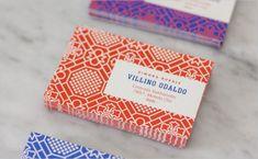 Identity Design for Guest House, 'Villino Odaldo'