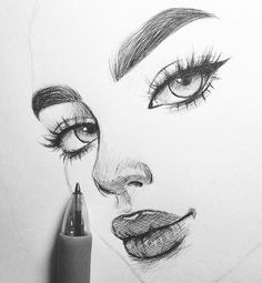 What i want my drawings to look like one day!