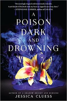 Amazon.com: A Poison Dark and Drowning (Kingdom on Fire, Book Two) (9780553535945): Jessica Cluess: Books