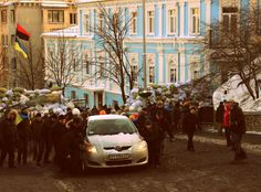 Humans of Ukraine's #Euromaidan Protests