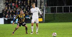 Fútbol   El Barakaldo CF pierde tras cinco jornadas con un 2-1 ante el Real Madrid Castilla