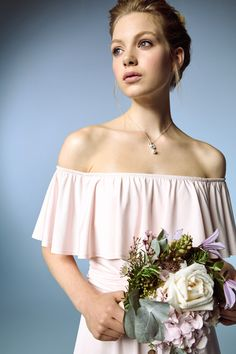 Our Simply Silver jewellery collection is perfect for a bridesmaid gift