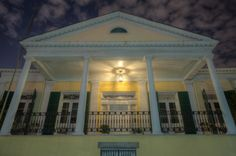 The Haunted Beauregard-Keyes House | Ghost City Tours